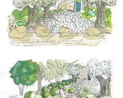Jardins et paysages de France - Bouc-Bel-Air - Porfolio